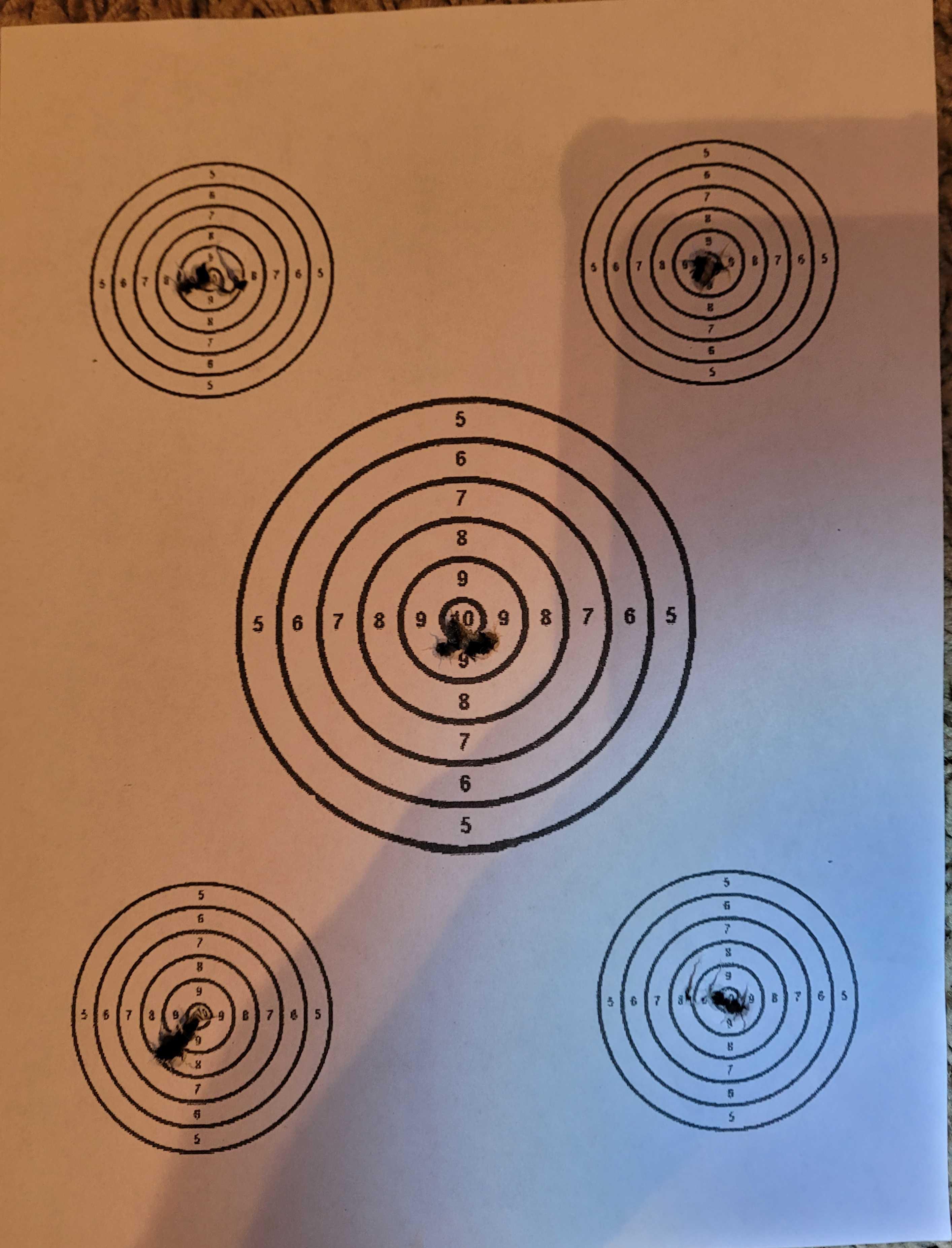 Avenger 5 shot groups.jpg